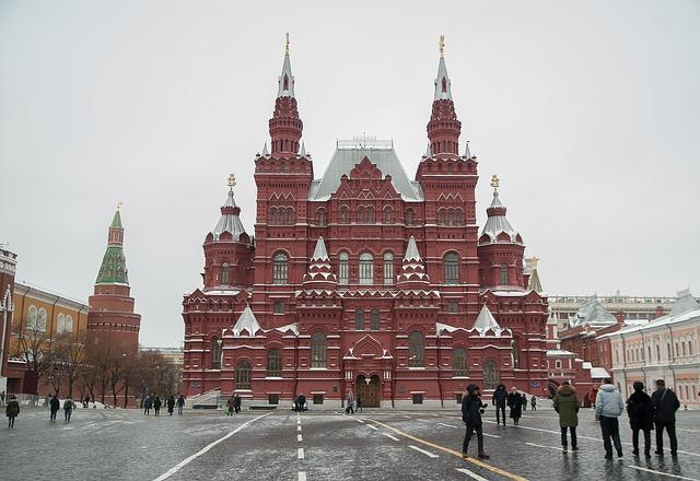 モスクワのクレムリンと赤の広場の画像3