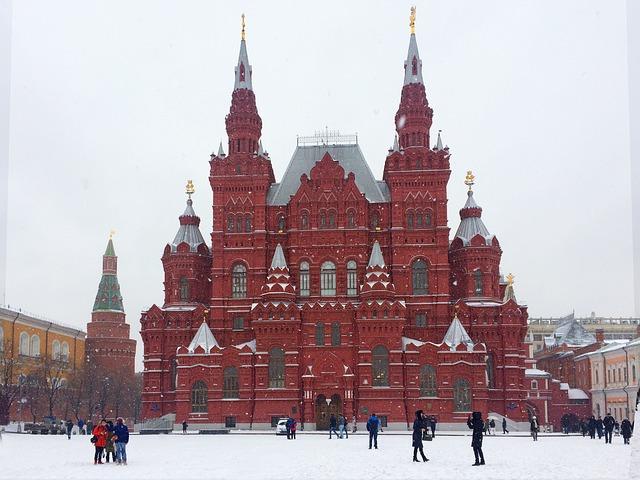 モスクワのクレムリンと赤の広場の画像4