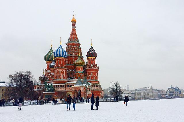 モスクワのクレムリンと赤の広場の画像5