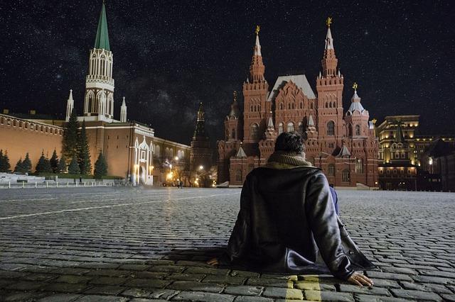モスクワのクレムリンと赤の広場の画像6