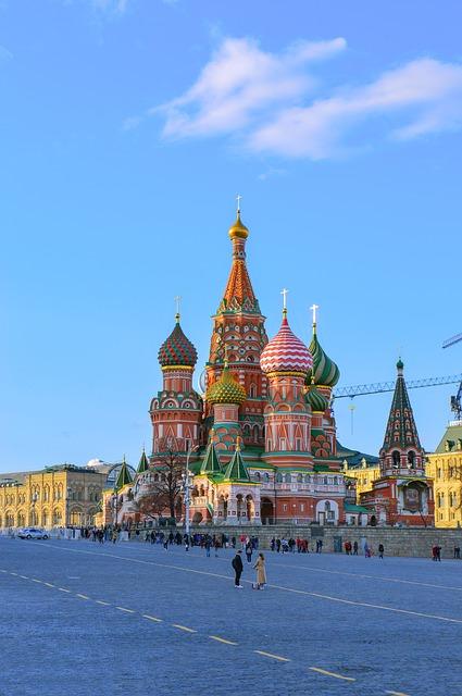モスクワのクレムリンと赤の広場の画像7