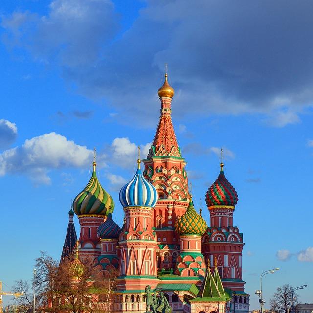 モスクワのクレムリンと赤の広場の画像8