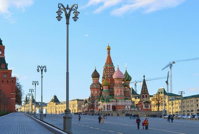 モスクワのクレムリンと赤の広場の画像11