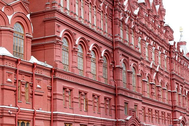 モスクワのクレムリンと赤の広場の画像12