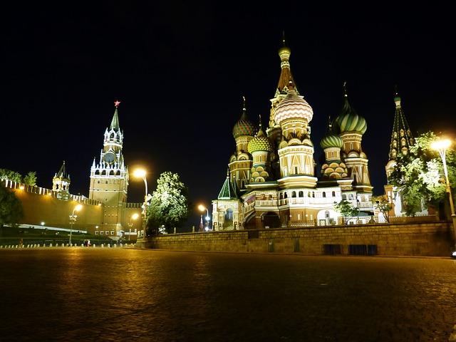 モスクワのクレムリンと赤の広場の画像18