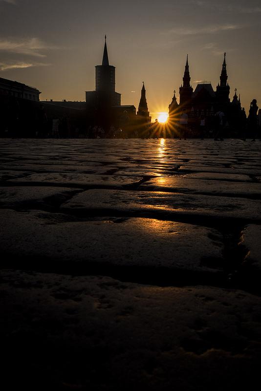 モスクワのクレムリンと赤の広場の画像19