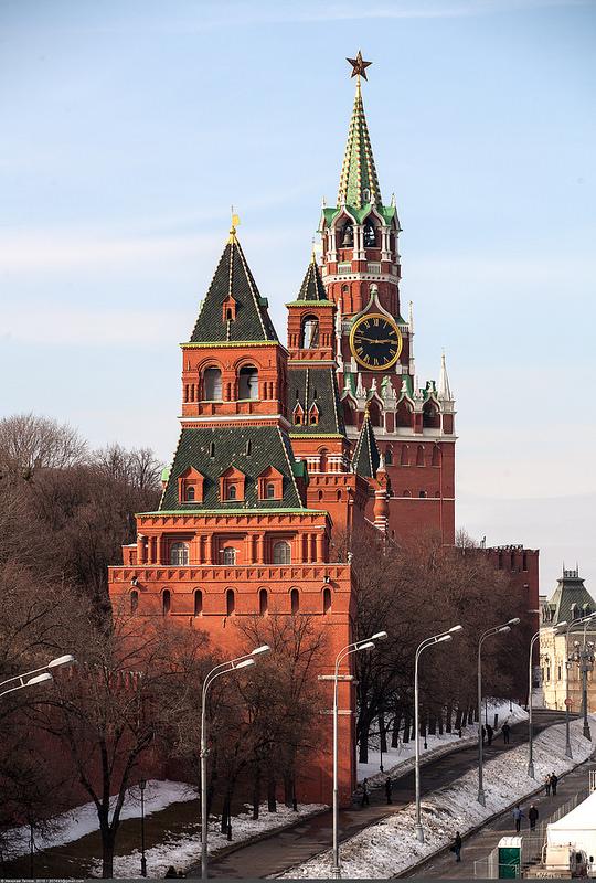 モスクワのクレムリンと赤の広場の画像23