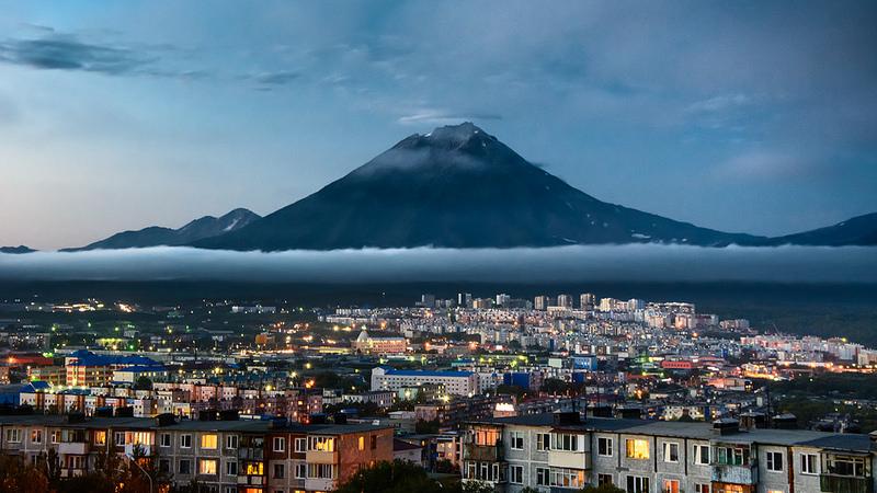 カムチャツカ火山群の画像2
