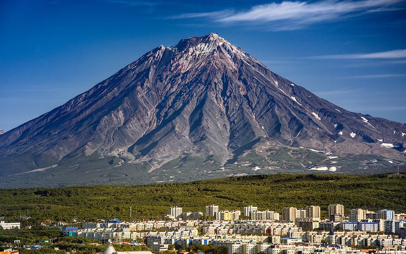 カムチャツカ火山群の画像7