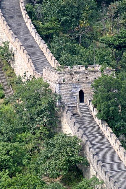 万里の長城の画像17