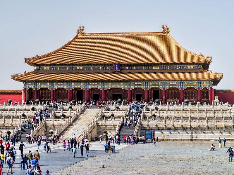 北京と瀋陽の故宮の画像2