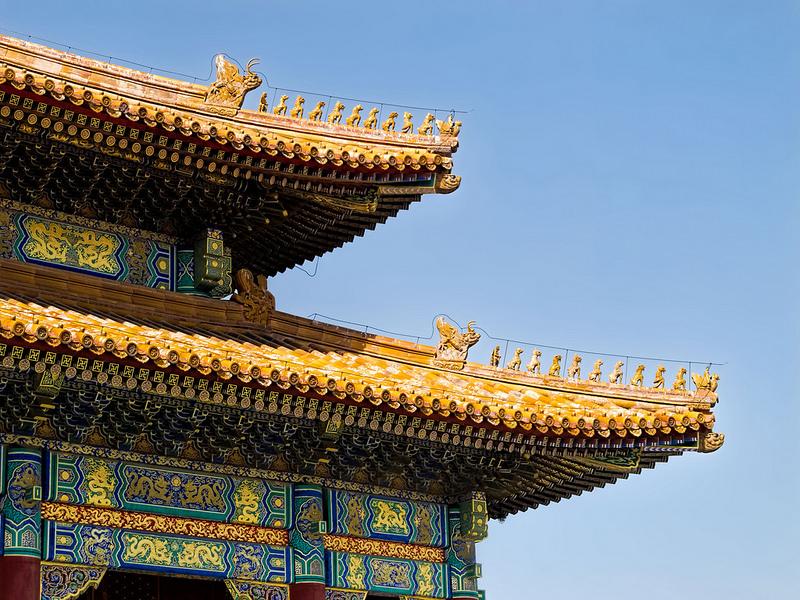 北京と瀋陽の故宮の画像4