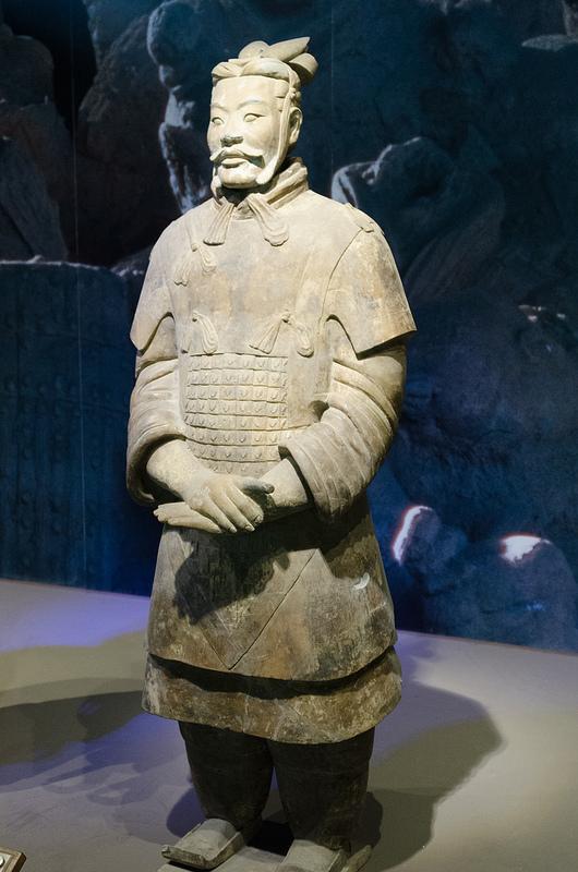 始皇帝陵と兵馬俑坑の画像11