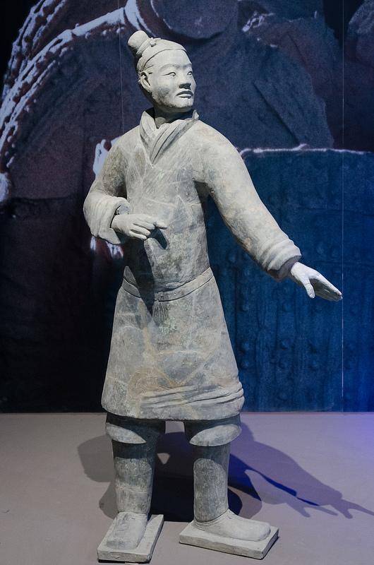 始皇帝陵と兵馬俑坑の画像13
