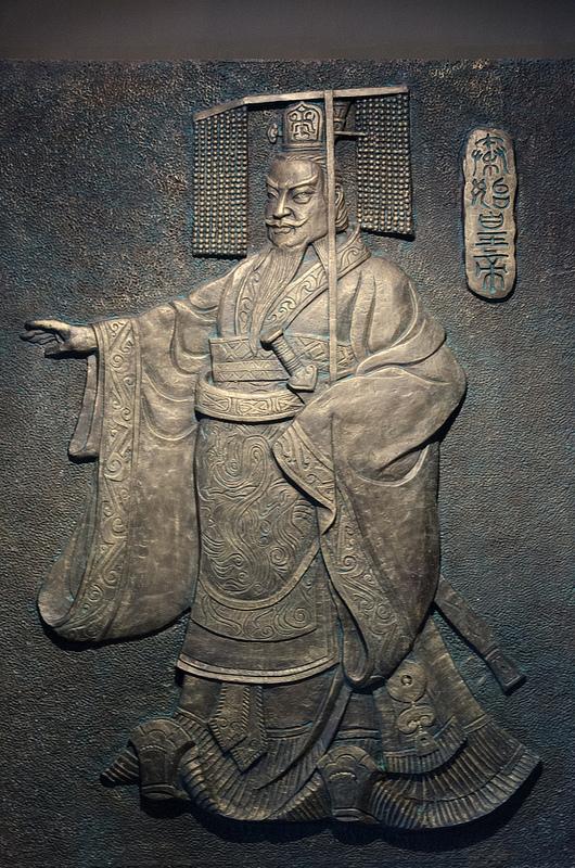 始皇帝陵と兵馬俑坑の画像14
