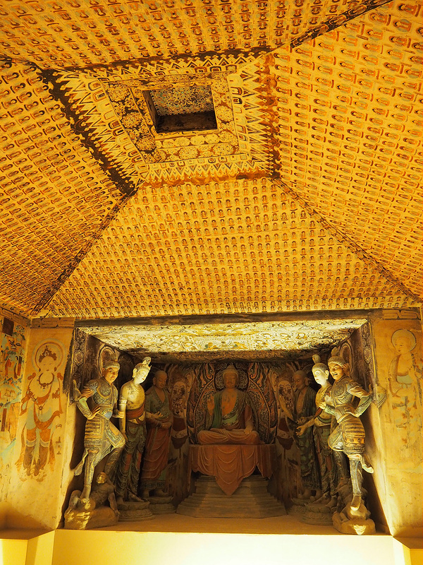 敦煌の莫高窟の画像9