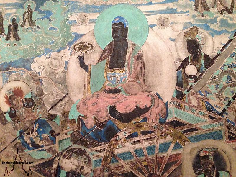 敦煌の莫高窟の画像12