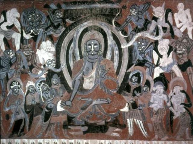 敦煌の莫高窟の画像15
