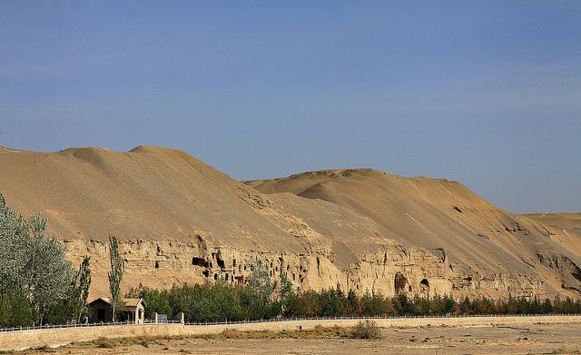 敦煌の莫高窟の画像16