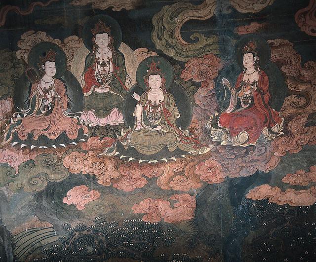 敦煌の莫高窟の画像19