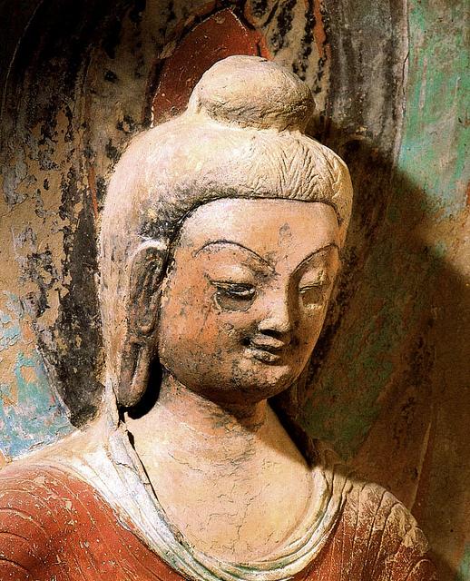 敦煌の莫高窟の画像20