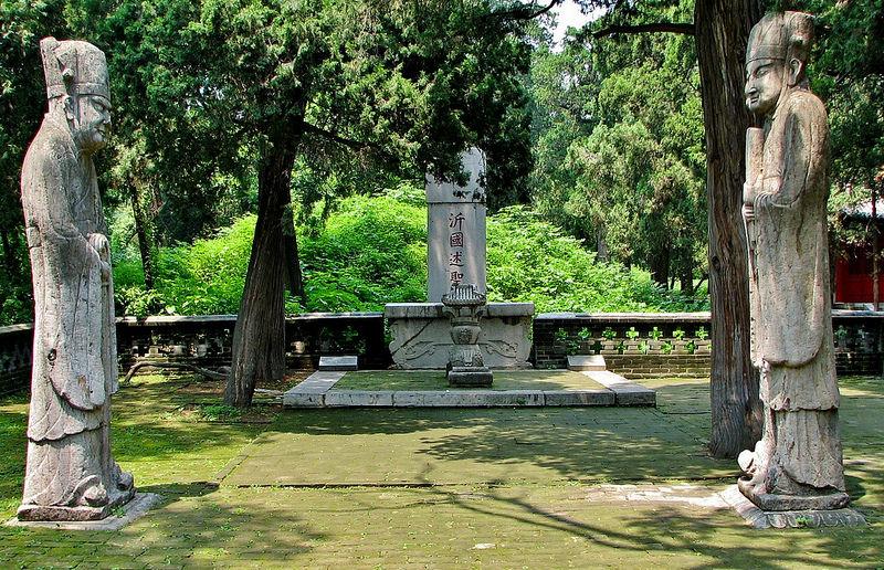 曲阜の孔廟、孔林、孔府の画像24