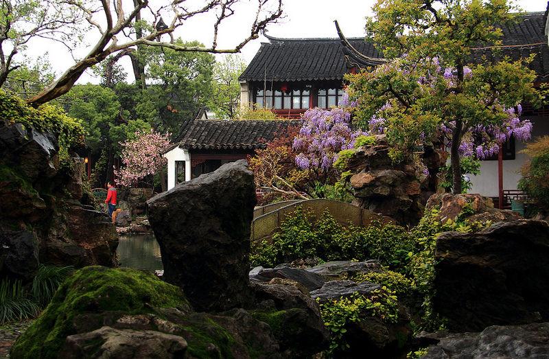 蘇州古典園林の画像10
