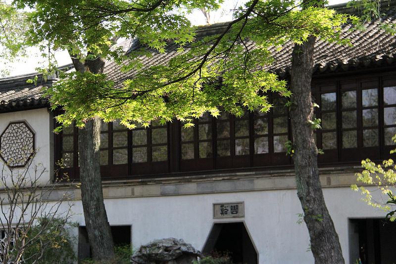 蘇州古典園林の画像16