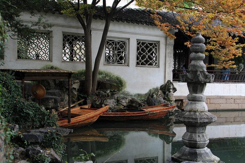 蘇州古典園林の画像24
