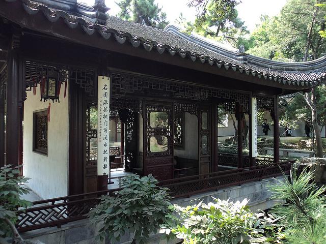 蘇州古典園林の画像26