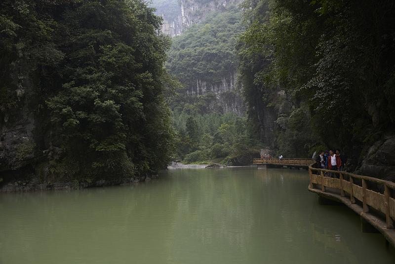 中国南部のカルスト地帯の画像3