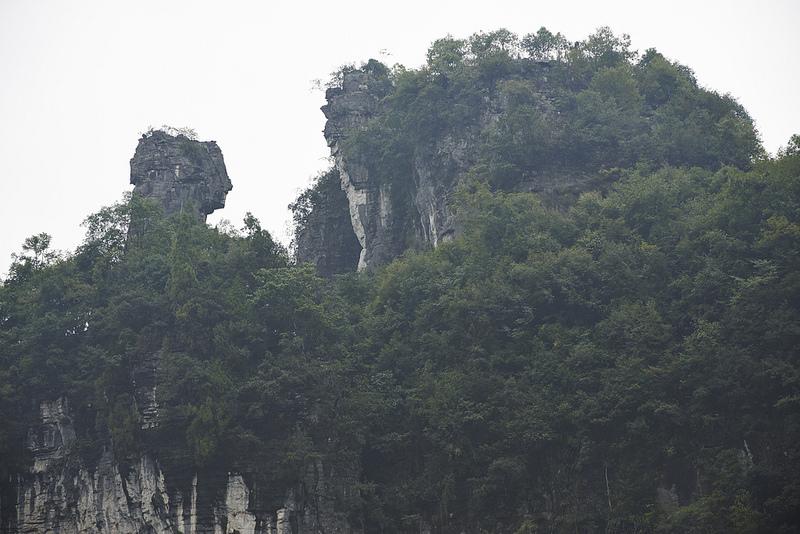 中国南部のカルスト地帯の画像11