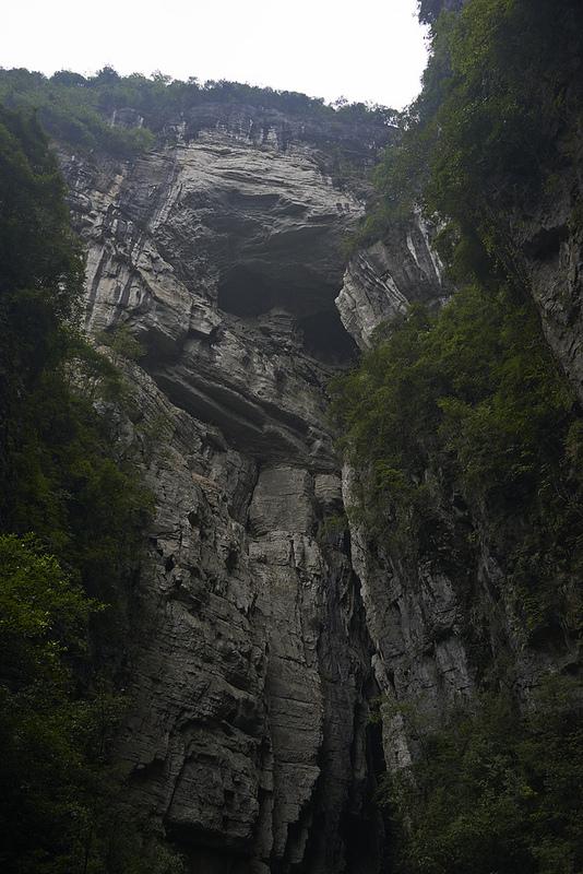 中国南部のカルスト地帯の画像13