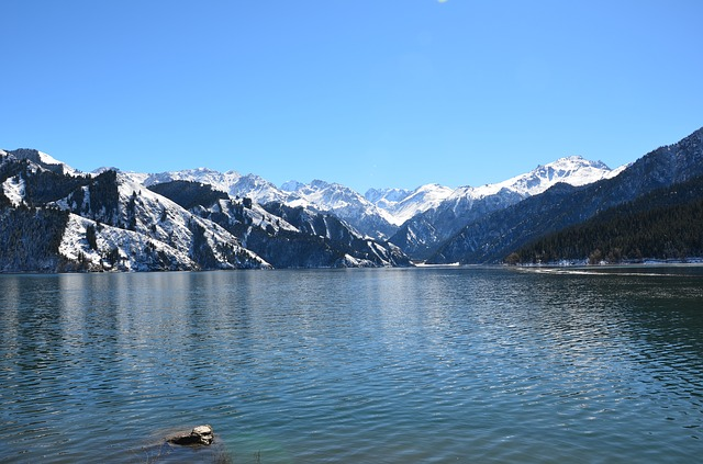 新疆天山の画像1