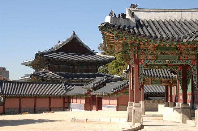 昌徳宮の画像1