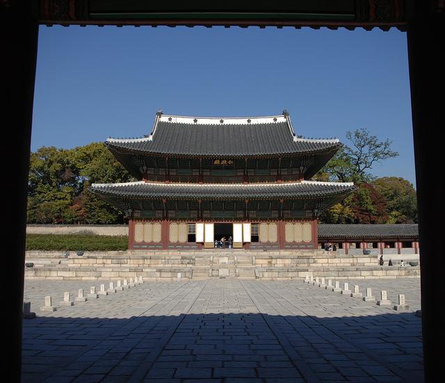 昌徳宮の画像2