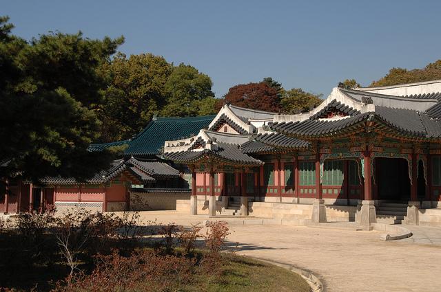 昌徳宮の画像7
