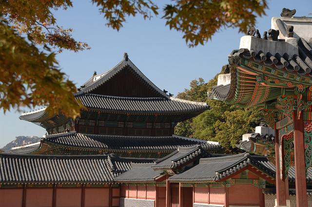 昌徳宮の画像8