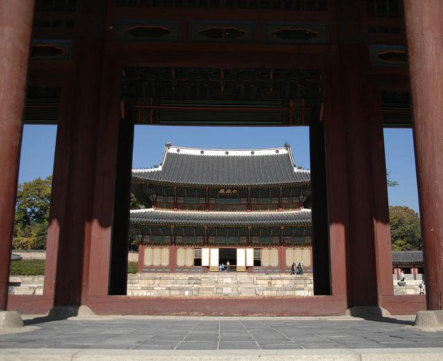 昌徳宮の画像16