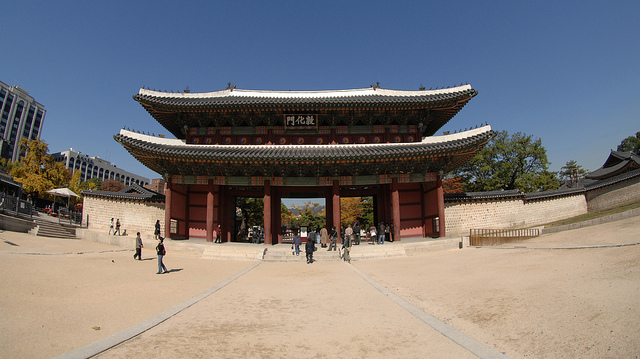 昌徳宮の画像24