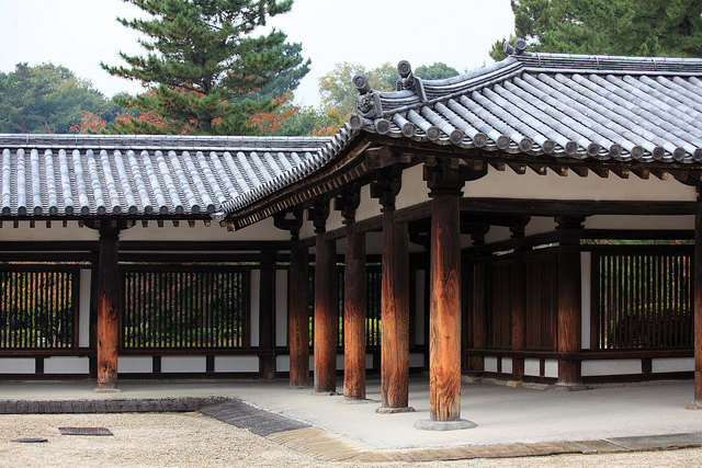 法隆寺地域の仏教建造物の画像2