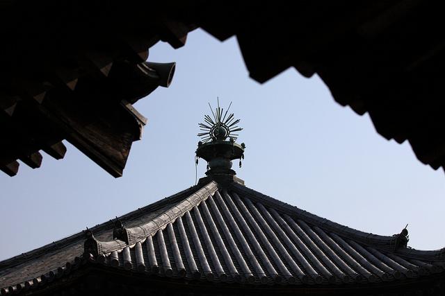 法隆寺地域の仏教建造物の画像5