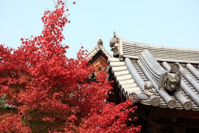 法隆寺地域の仏教建造物の画像9