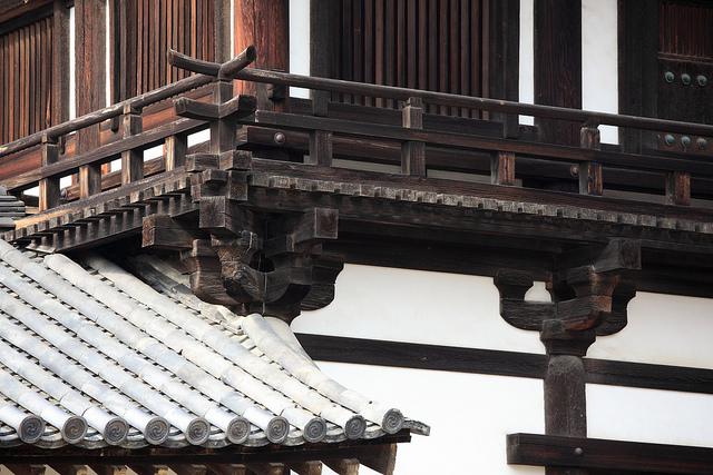 法隆寺地域の仏教建造物の画像11