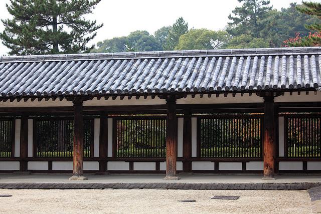 法隆寺地域の仏教建造物の画像12
