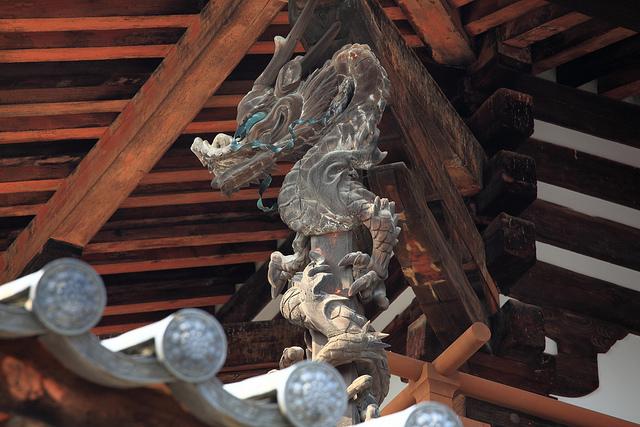 法隆寺地域の仏教建造物の画像13