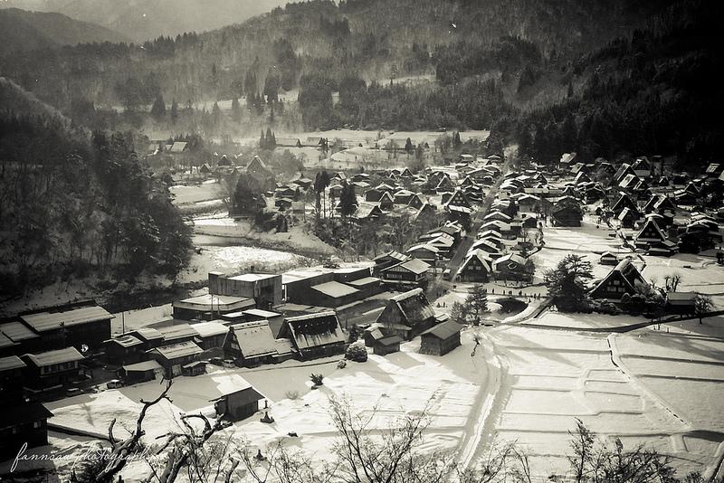 白川郷・五箇山の合掌造り集落の画像6
