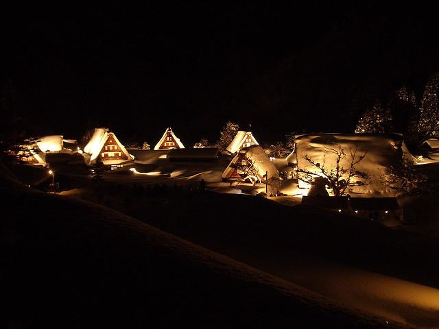 白川郷・五箇山の合掌造り集落の画像9