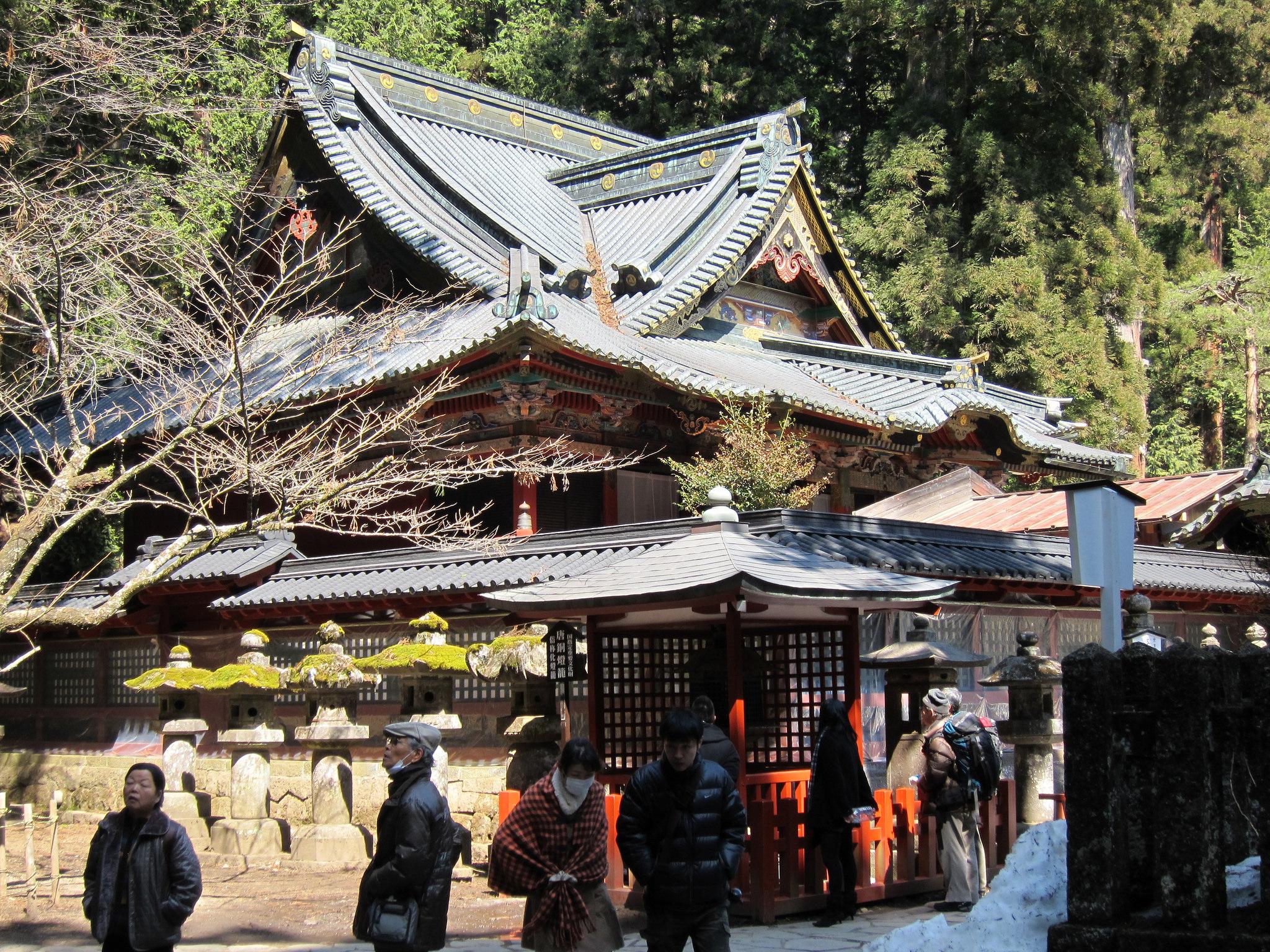 日光の社寺の画像14