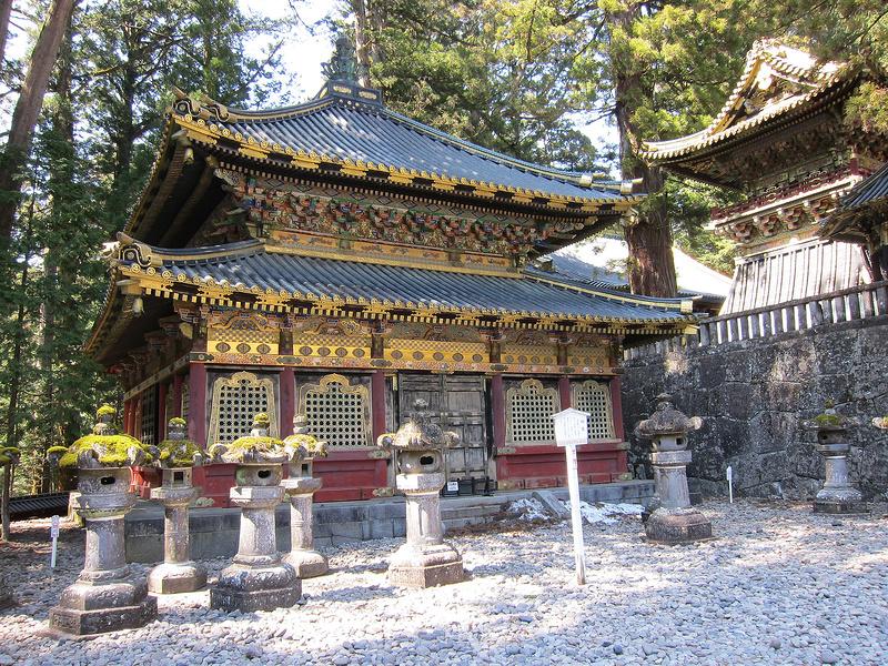 日光の社寺の画像21